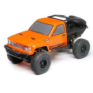 ECX 1/24 Barrage 4WD Scaler Rock Crawler RTR, Orange - In Stock Now!!