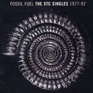 XTC Fossil Fuel The XTC Singles 1977-92 double cd