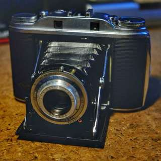 Agfa Isolette III - medium format folding camera