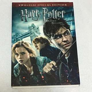 30% OFF GREAT CNY SALE {DVD, VCD & CD}  HARRY POTTER AND THE DEATHLY HALLOWS PART 2 哈利•波特与死灵 第一集 - Two Disc Special Edition DVD