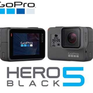 GoPro HERO5 Black (公司貨)