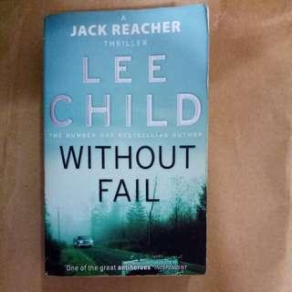 Lee Child - Without Fail, A Jack Reacher Thriller