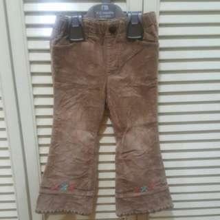 Girl pants( 3T)