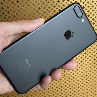Iphone 7 plus 128gb 可換 Note8