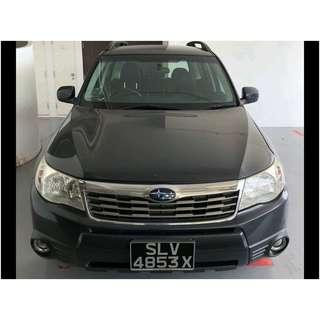 Subaru Forester 2.0 Auto X