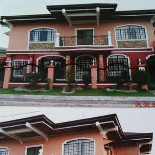 House and Lot for Sale (90% Furnished)