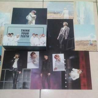 WTS BTS OFFICIAL PHOTOCARDS