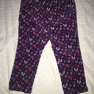 Preloved h&m pants 6-9m