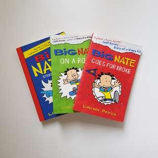 Big Nate Books 2-4