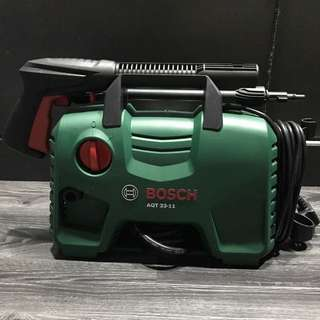 Bosch High Pressure Car Wash kit - AQT 33-11