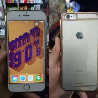 Iphone 6 ( nego ) chat aja