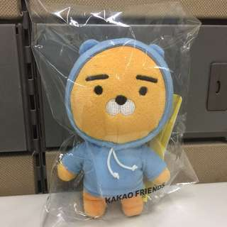 Kakao Friends Ryan Fashionista Plush Doll (15cm)