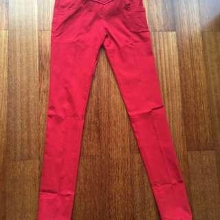 Skinny basic pant