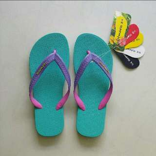 Hotmarzz Slippers (Turquoise)