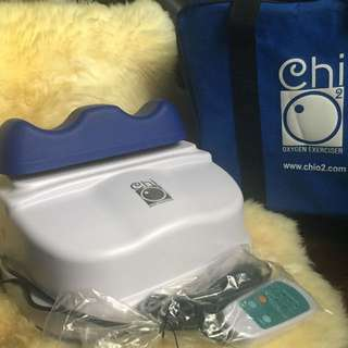 Chi Machine Oxygen Exerciser