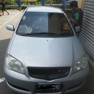 Vios 2007 (A) G Spec