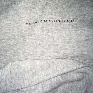 Calvin Klein  Jean tee authentic