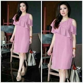 PV Dress pink natalia