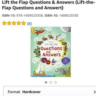 Usborne Lift the Flap Questions & Answers