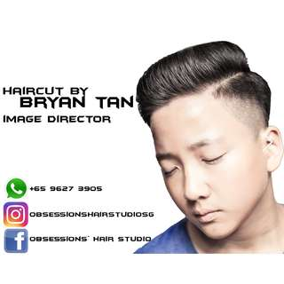 Haircut By Stylist With 6 years Of Experience