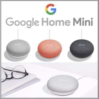 BRAND NEW Google Home Mini