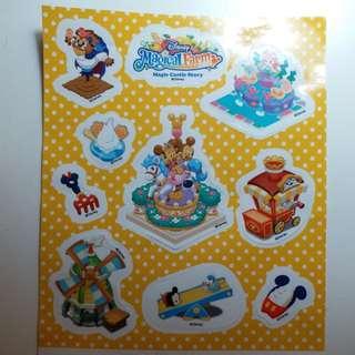 Disney/迪士尼貼紙