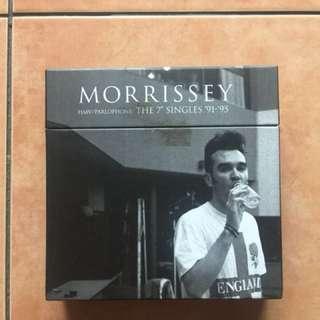 "Piringan hitam, boxset Morrissey HMV/Parlophone: The 7"" Singles '91 - '95"