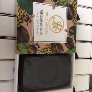 Natural Coffee & Aloe Vera Soap
