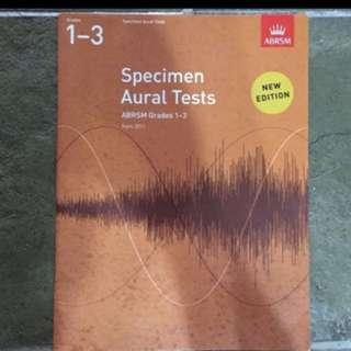 Aural book