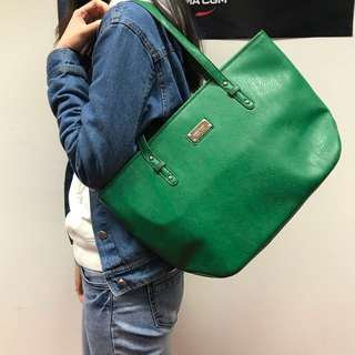 Nine West tote bag 大袋