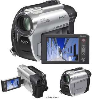 Sony DCR_DVD608E DVD Handycam®