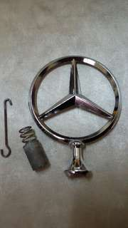 mercedes w108 front bonnet star