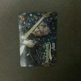 SEVENTEEN CARDS