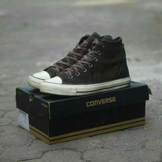 "Converse CT TriZip High ""Brown"""