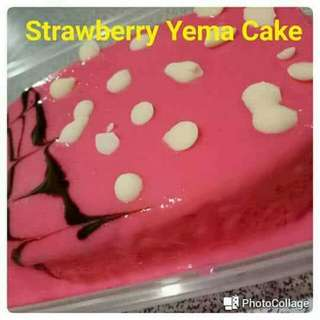 Homemade Yema Cakes