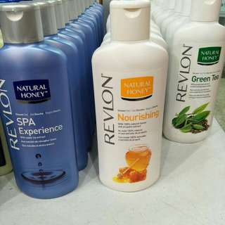Revlon Shower Gel and Lotion