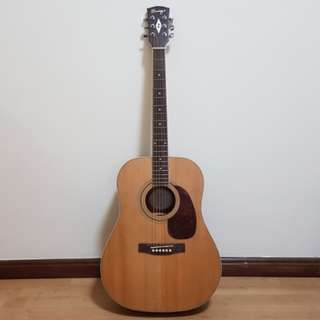 Swing Acoustic Guitar SM-100
