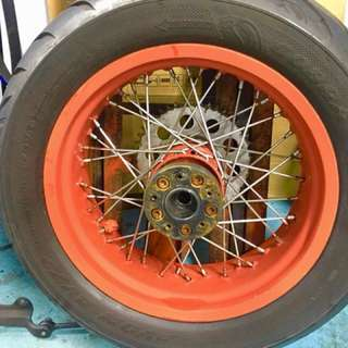 Rims for Harley Davidson and Bobbers