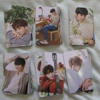 INFINITE 2018 SEASON GREETINGS PHOTOCARDS SETS