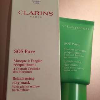 Clarins SOS Mask