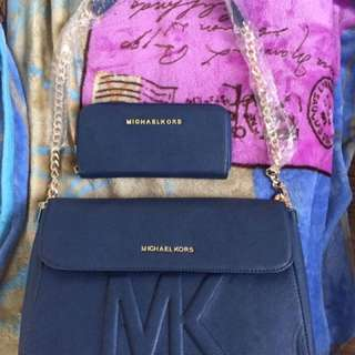 Repriced!!Mk bag brandnew with wallet