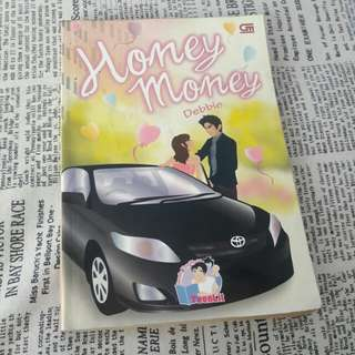 Novel TeenLit Honey Money
