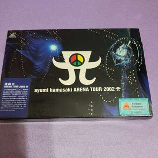 Ayumi Hamasaki VCD