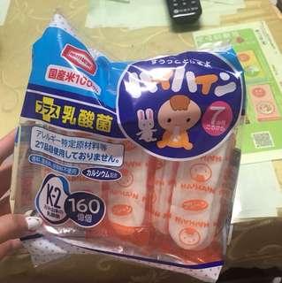 嬰兒餅乾(買一送一)