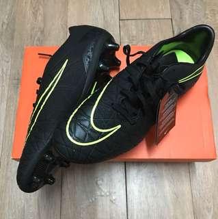 Nike Hypervenom Phelon II AG-Pro 黑色波Boot