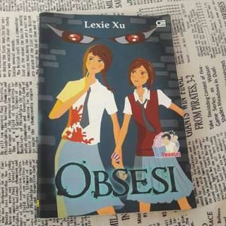 Novel TeenLit Obsesi