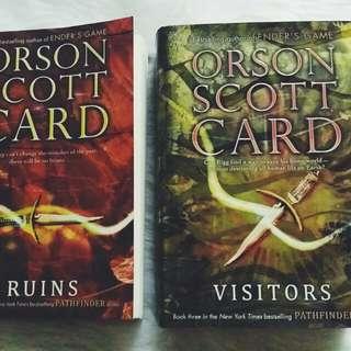 Ruins & Visitors (Pathfinder series)