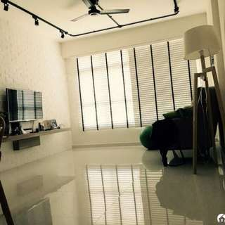 Room for rent at blk782c woodlands crescenr
