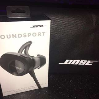 Bose Soundsport Wireless Heasphones