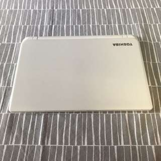Toshiba laptop in perfect condition